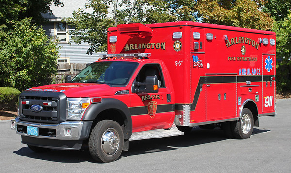 Rescue 1 2013 Ford / Horton