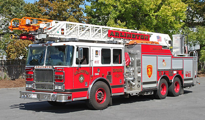 Engine 3 2009 Seagrave 1250/500 100' RM