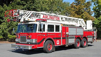 Ladder 1 1994 Pierce Arrow 105' RM