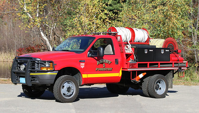 Forestry 1   2000 Ford F-450 / Custom   250 / 300