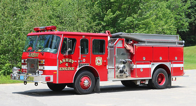 Retired   Engine 4   1991 E-One Protector   1250 / 1000