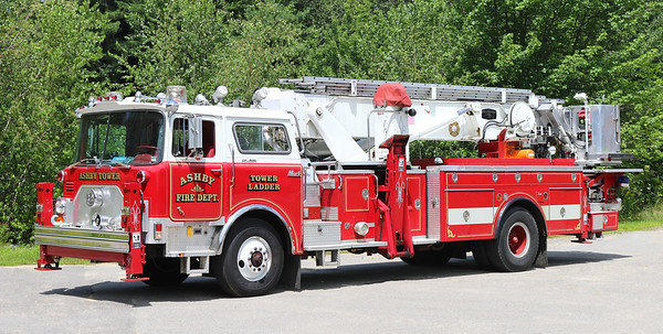 Retired   Tower 1   1974 Mack CF / Baker   75' Aerialscope
