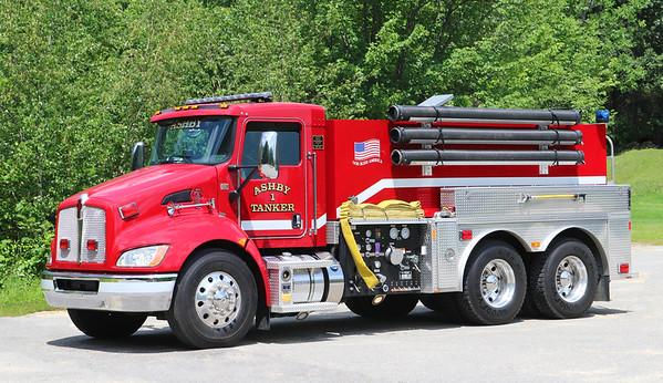 Tanker 1   2013 Kenworth / ERV   750 / 2500