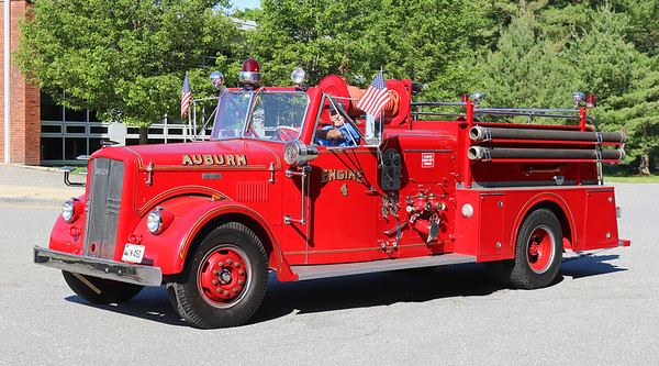Retired.  Engine 4.  1955 Ward LaFrance   750 / 500