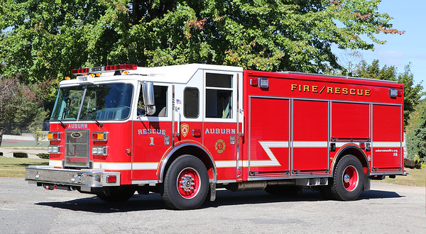 Rescue 1   2012 Pierce Saber Heavy Rescue