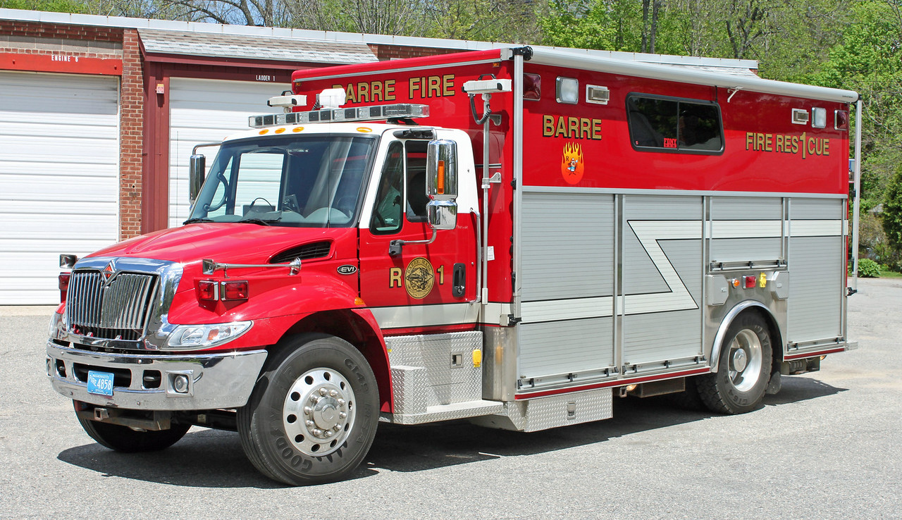 Rescue 1 2005 International / EVI