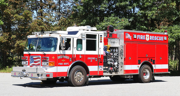 Engine 3   2007 Pierce Enforcer   1250 / 750 / 30F