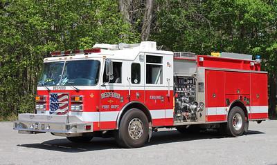Engine 1 2003 Pierce Dash 1250  / 750