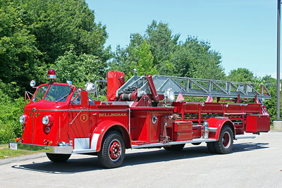RETIRED  L-1 1949 American LaFrance 75'