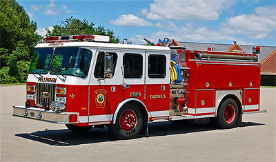 Engine 5.  1995 E-One   1250 / 750