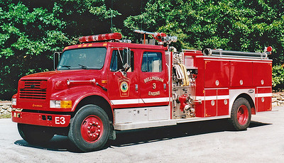 Engine 3 1992 International / E-One 1250 / 1000