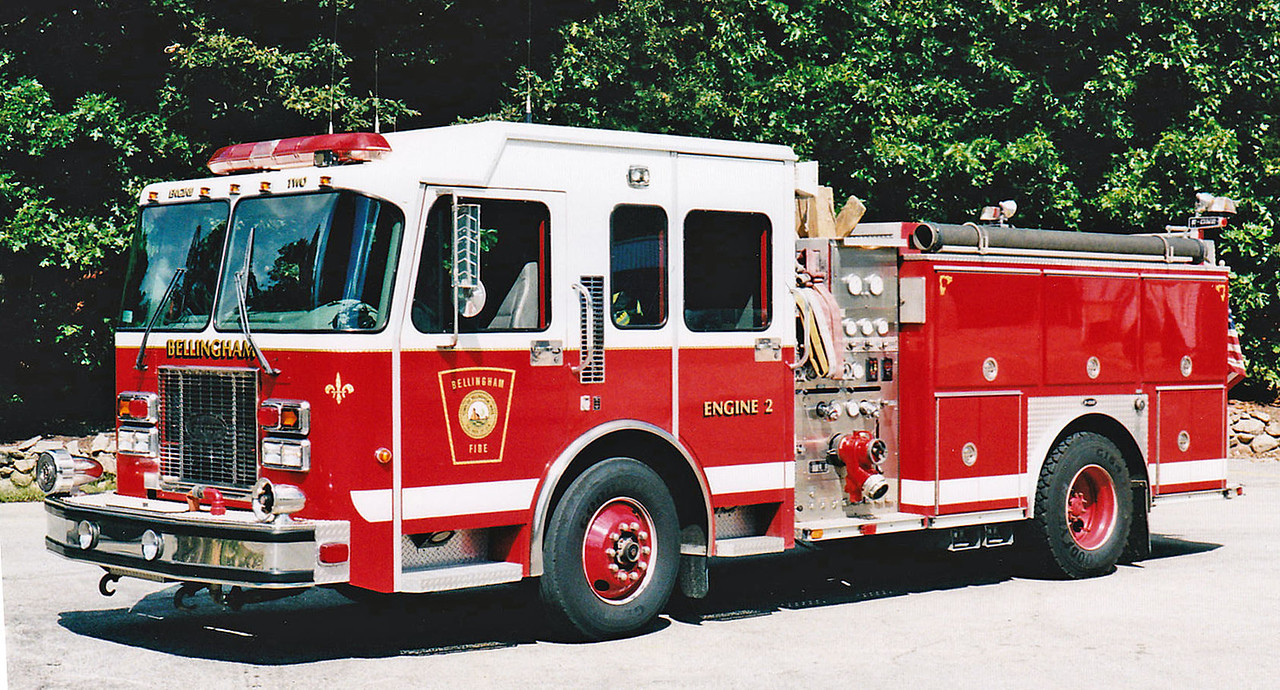 Engine 2 2002 Spartan / E-One  1250 / 750