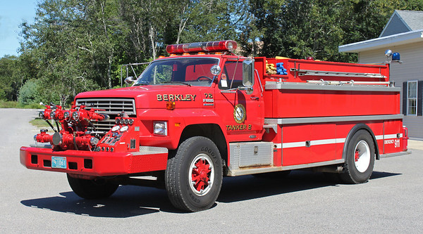 Tanker 2 1989 Ford / Murphy 1000/1500