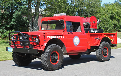 Forestry 1 1973 Jeep 125/250
