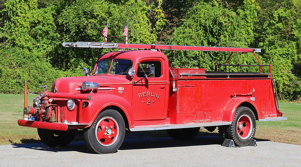 Retired Engine 2.  1946 Ford Farrar