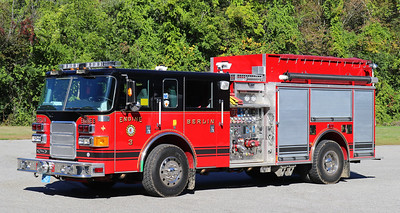 Engine 3   2004 Pierce Enforcer   1500 / 1500