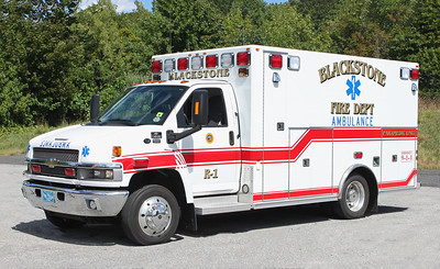 Rescue 1.  2009 Chevy / Osage