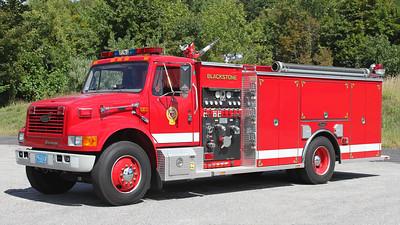Engine 51   2001 International / Luverne   1250 / 1000
