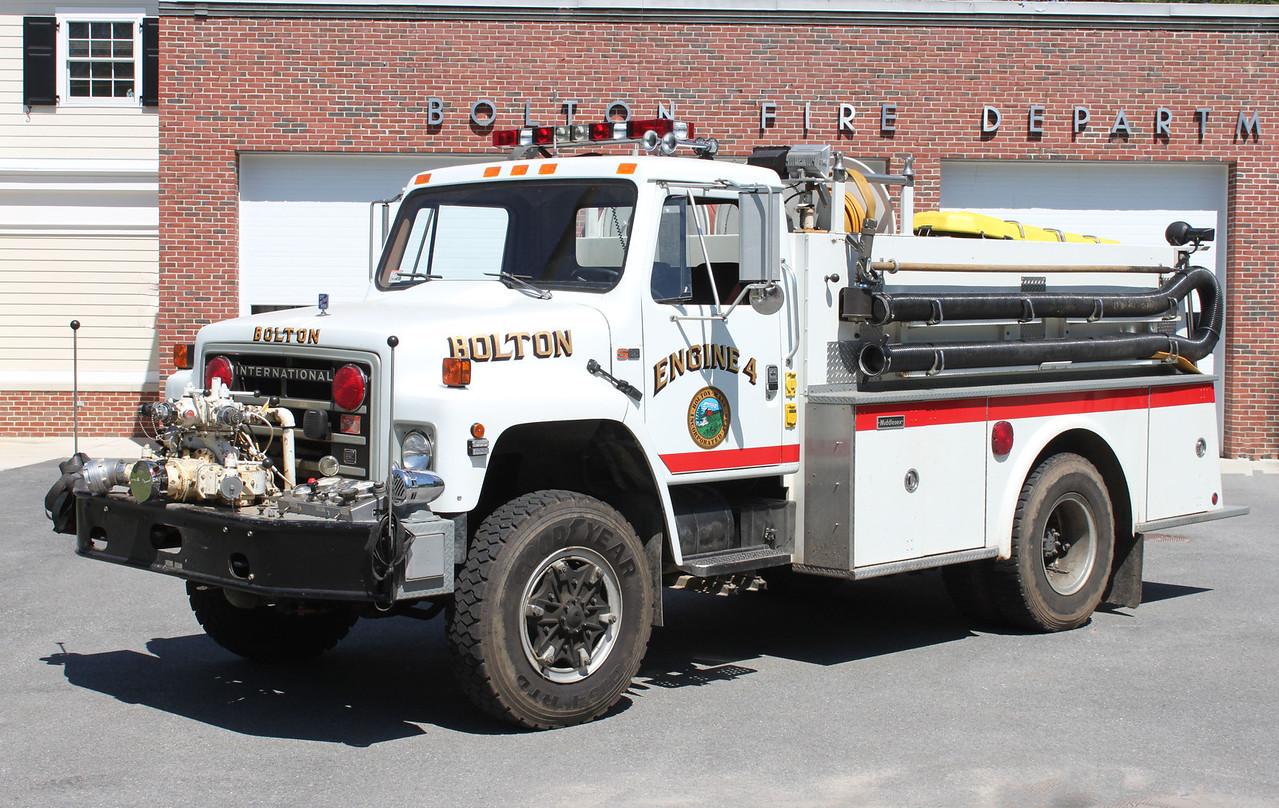 Engine 4 1986 International/Middlesex 750/500