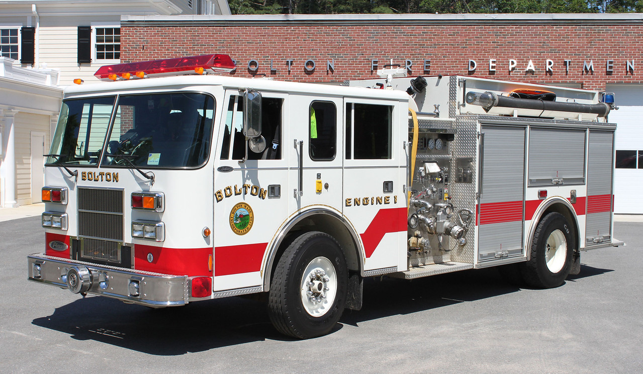 Engine 1 1995 Pierce Saber 1250/1250