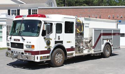 Engine 2 2004 American LaFrance 1250/1500