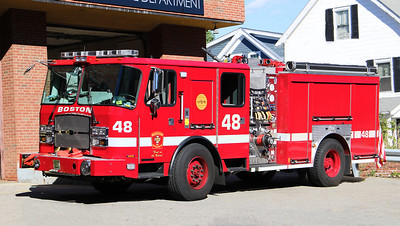Engine 48.  2020 E-One Typhoon   1250 / 560 / 30F