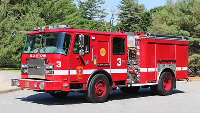 Engine 3.  2017 E-One Typhoon.  1250 / 560 / 30F