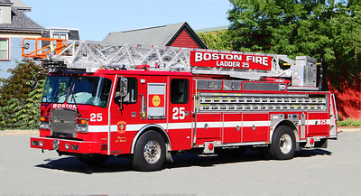 Ladder 25.  2016 E-One Cyclone Metro.  100' RM