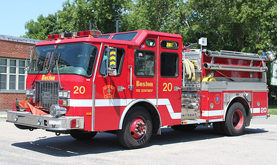 Retired   Engine 20   1997 E-One Cyclone   1250 / 750
