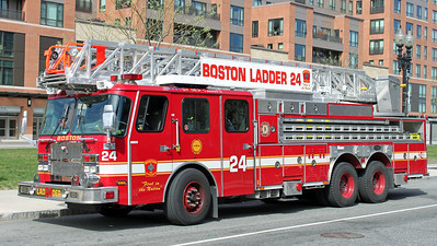 Ladder 24  2010 E-One Cyclone  110'
