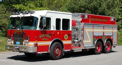 Engine 3   2010 Spartan/Rosenbauer   1500/2500