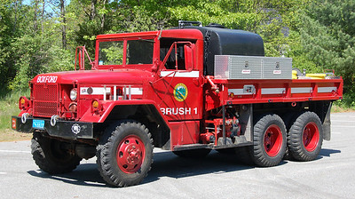 Retired  Brush 1   1975 AM General 6x6   125/500