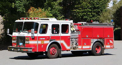 Engine 2   1992 E-One Protector   1250 / 750