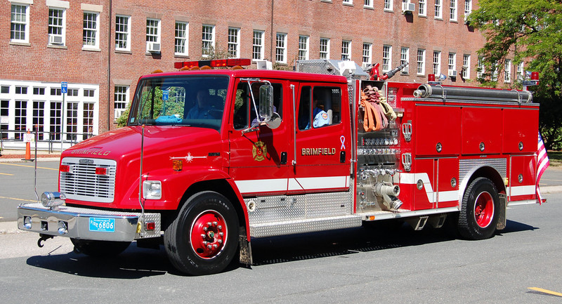 Engine 3 1996 Freightliner/E-One 1250/1000