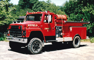 Retired Engine 2 1976 International / Lancer Pre Refurb
