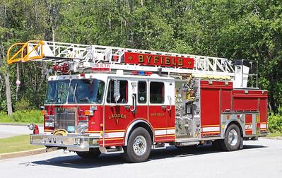 Ladder 1 1994 Spartan / Saulsbury / LTI 2000 / 400 75' RM