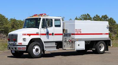 Tanker 279   2001 Freightliner / Darley   500 / 2000