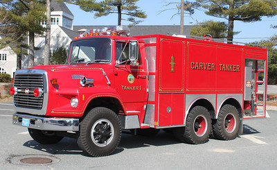 Before Refurb in 2014   Tanker 1   1989 Ford / Maxim   500 / 2300