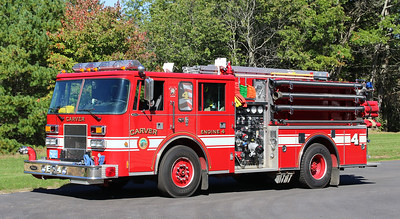 Engine 4   1996 Pierce Saber   1000 / 750