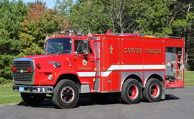 Tanker 1   1989 Ford / Maxim   500 / 2300