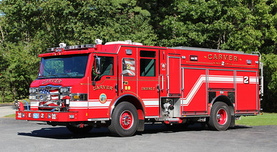 Engine 2   2016 Pierce Impel Puc   1500 / 750 / 20F