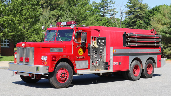 Retired   Tanker 1.  1987 Maxim   1000 / 3000