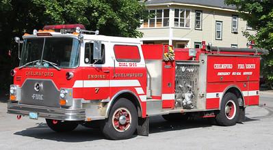 Engine 7   1985 Mack CF/FMC   1000/500