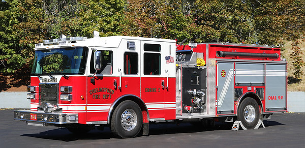 Engine 2   2017 Pierce Saber   1500 / 750