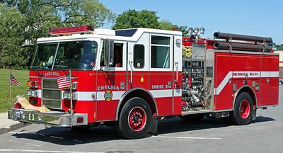 Engine 3  2002 Pierce Dash  1500/750