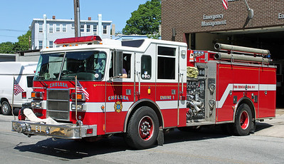 Engine 1  2000 Pierce Dash  1500/750