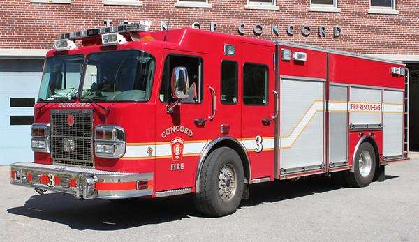 Engine 3 2008 Spartan/Crimson 1500/750