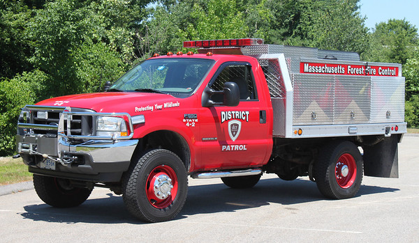 4-2 F.  Gilbert Hills State Forest   2003 Ford/Fouts   150/500