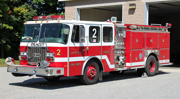 Engine 2 2000 E-One Cyclone 1250/880