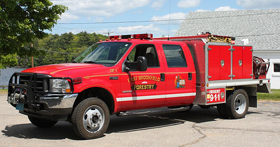 Forestry 1  2003 Ford F-550  400/500